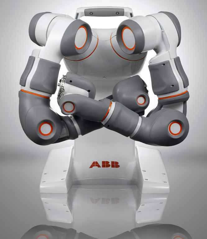 Understanding our Future with Robots: ABB Frida and the Bot & Dolly IRIS