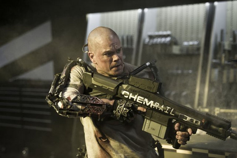 Elysium – A film by Neill Blomkamp
