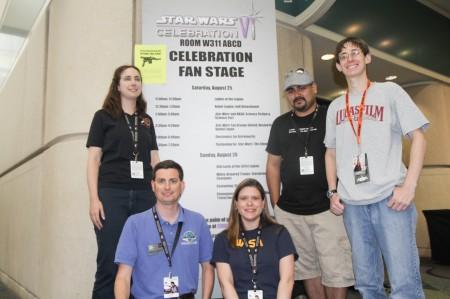 Star Wars Celebration NASA Fan Panel