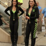Grand Prix of Baltimore ALMS Tequila Patron Girls