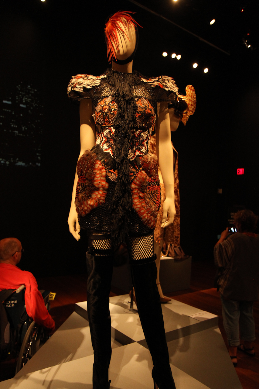 Fashion catwalk 2017 - Jean Paul Gaultier At The De Young Museum Unified Pop Theory