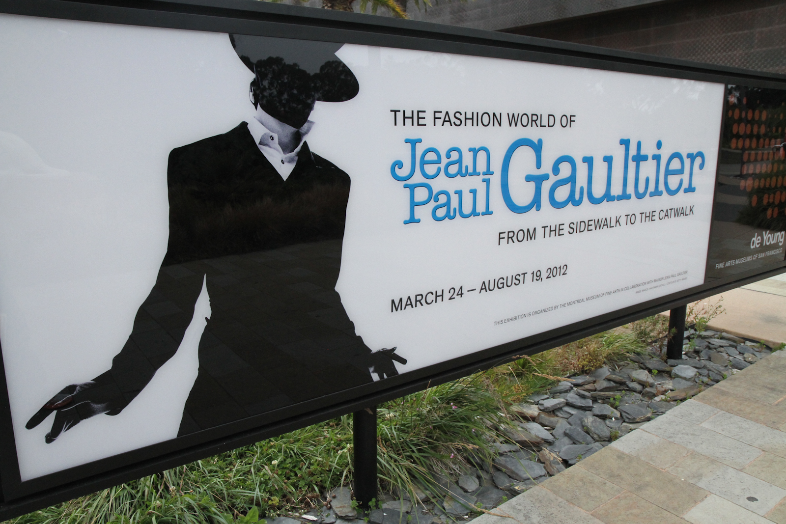 Gaultier on Display