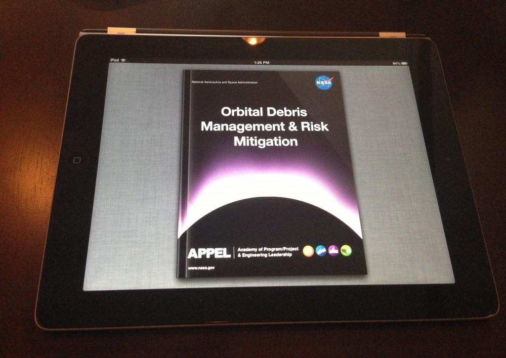 NASA Orbital Debris iBook