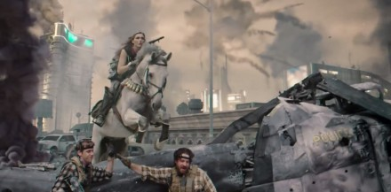 Surprise! Call of Duty: Black Ops 2 Trailer Directed by Guy Ritchie
