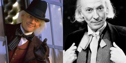 The First Doctor Is Who?