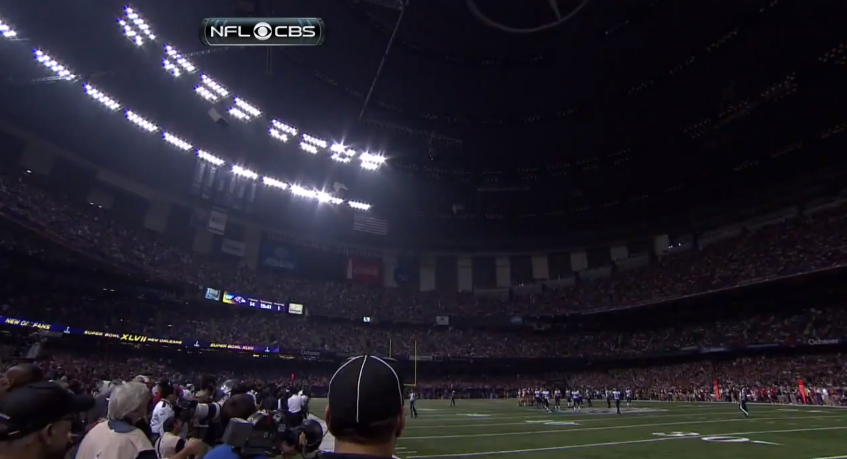 Power Goes Out at Mercedes-Benz Superdome During Super Bowl XLVII