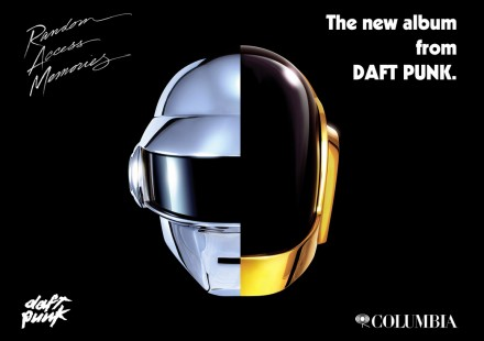 Daft Punk to Release New Album 'Random Access Memories' May 21st