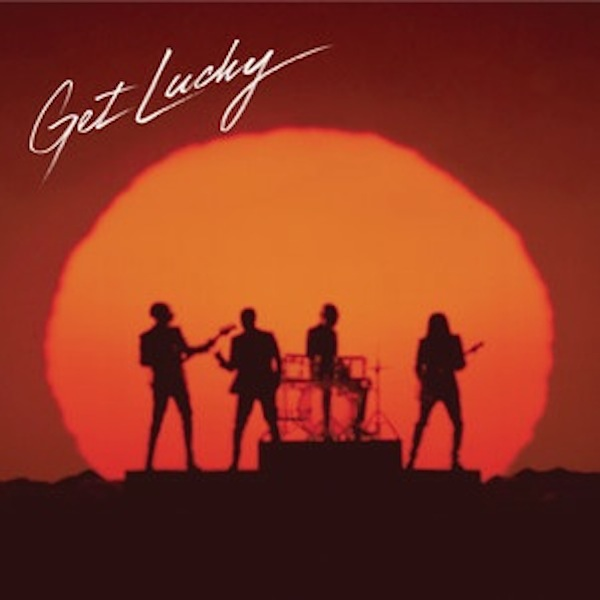 Daft Punk - Get Lucky Single