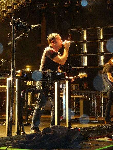 Trent Reznor Announces New Nine Inch Nails Album in 2013