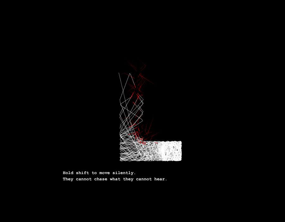 You Must Escape – A Ludum Dare game