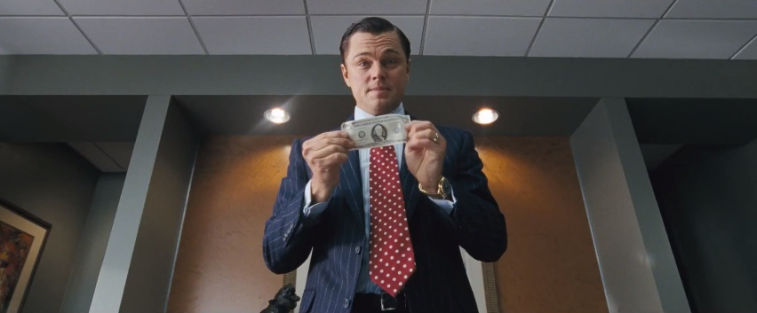 Martin Scorsese's The Wolf of Wall Street Featuring Leonardo DiCaprio