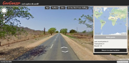 Explore the World with the GeoGuessr Game