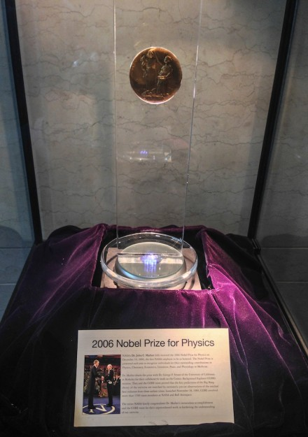 Dr. John C. Mather & Dr. George F. Smoot's 2006 Nobel Prize for Physics