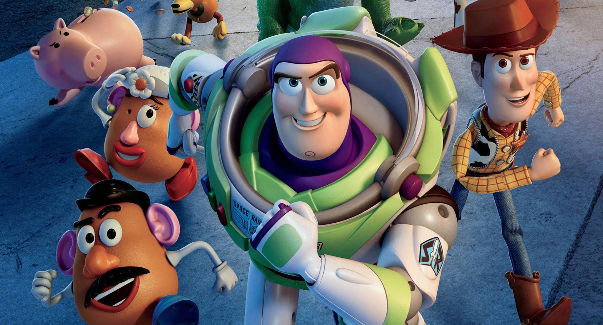 Jon Negroni's Pixar Theory Timeline
