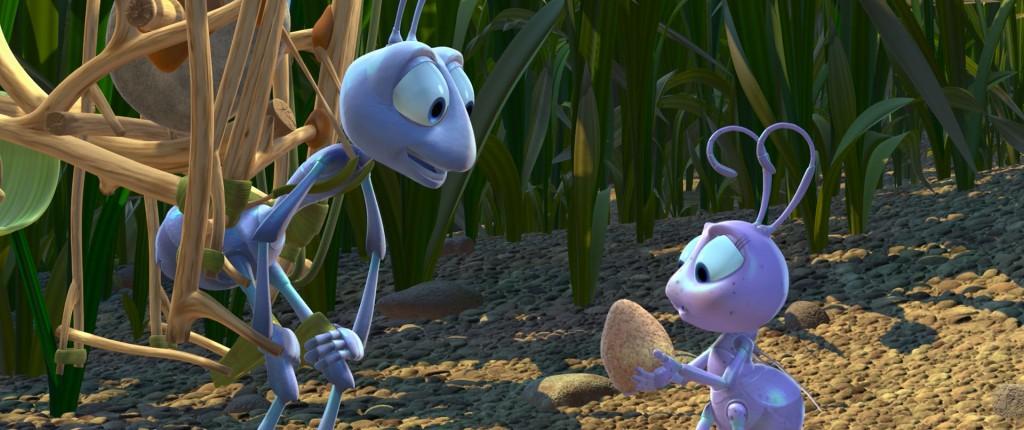 Pixar Theory, A Bug's Life