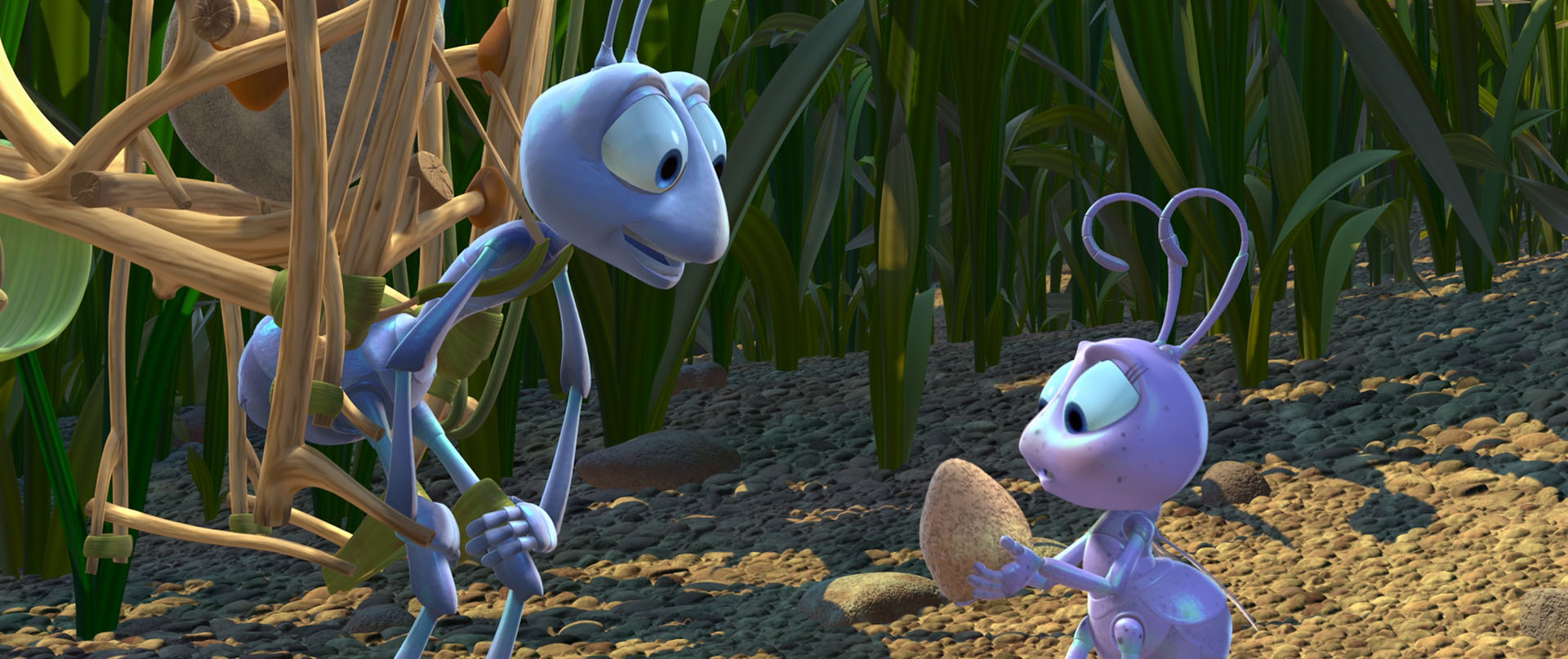A Bug's Life figures into the theory that all Pixar movies are intertwined.