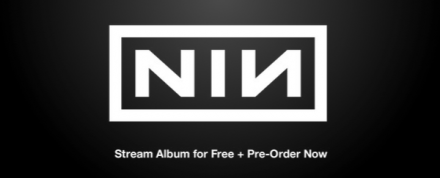 "Nine Inch Nails ""Hesitation Marks"" Free Album Stream on iTunes"