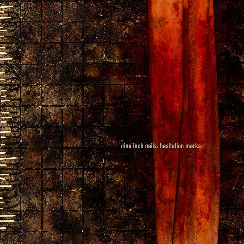 Nine Inch Nails Hesitation Marks Album Art