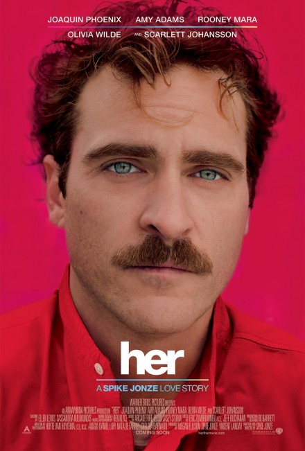 "Spike Jonze's New Movie ""her"" Examines Falling in Love with Artificial Intelligence"