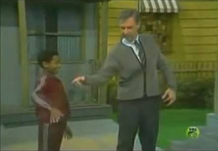 Mister Rogers Learns How to Breakdance in 1985