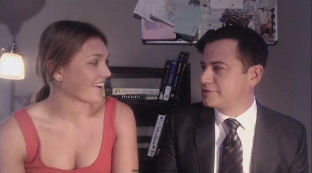 Twerking Fail Video Revealed to be Jimmy Kimmel Internet Hoax Starring Stunt Woman Daphne Avalon