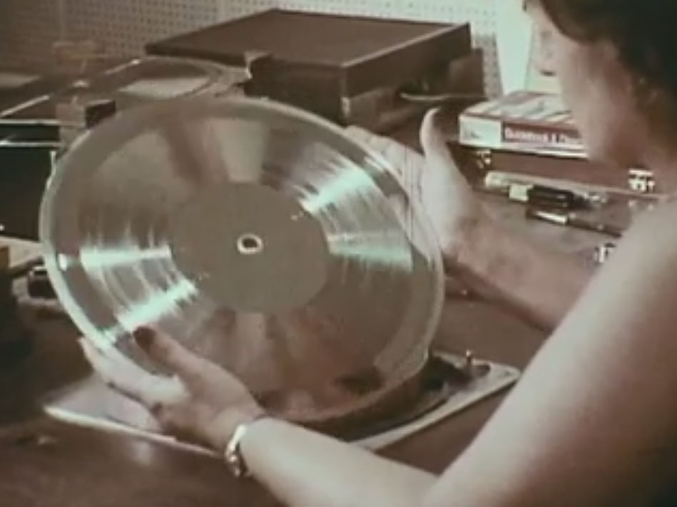 "Voyager Copper Record, ""Sounds of Earth"""