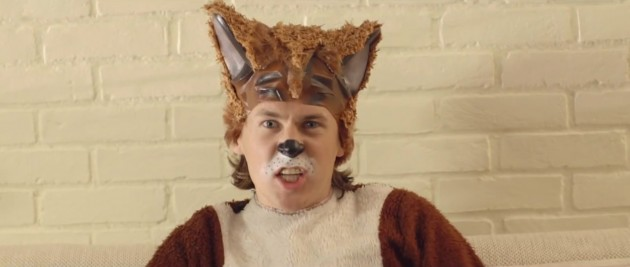 What Does the Fox Say in the Lyrics to the Ylvis Music Video The Fox