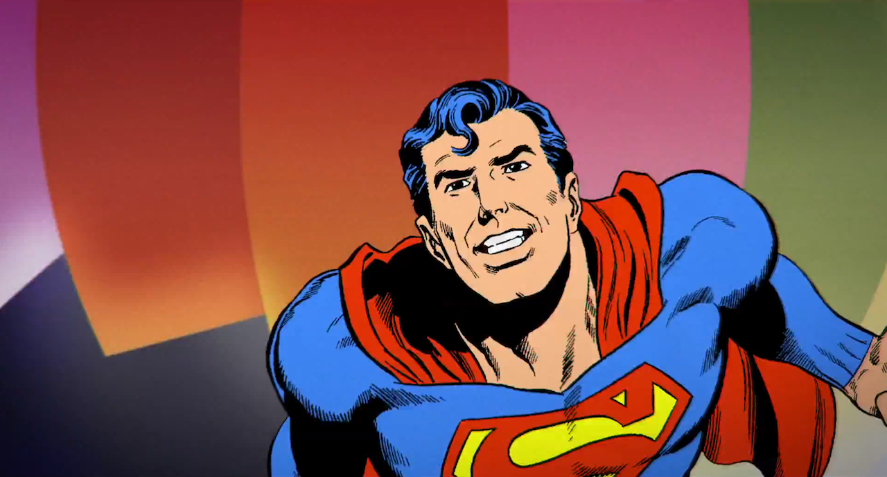 DC Comics Superman 75th Anniversary Animation Highlights the Evolution of Superman