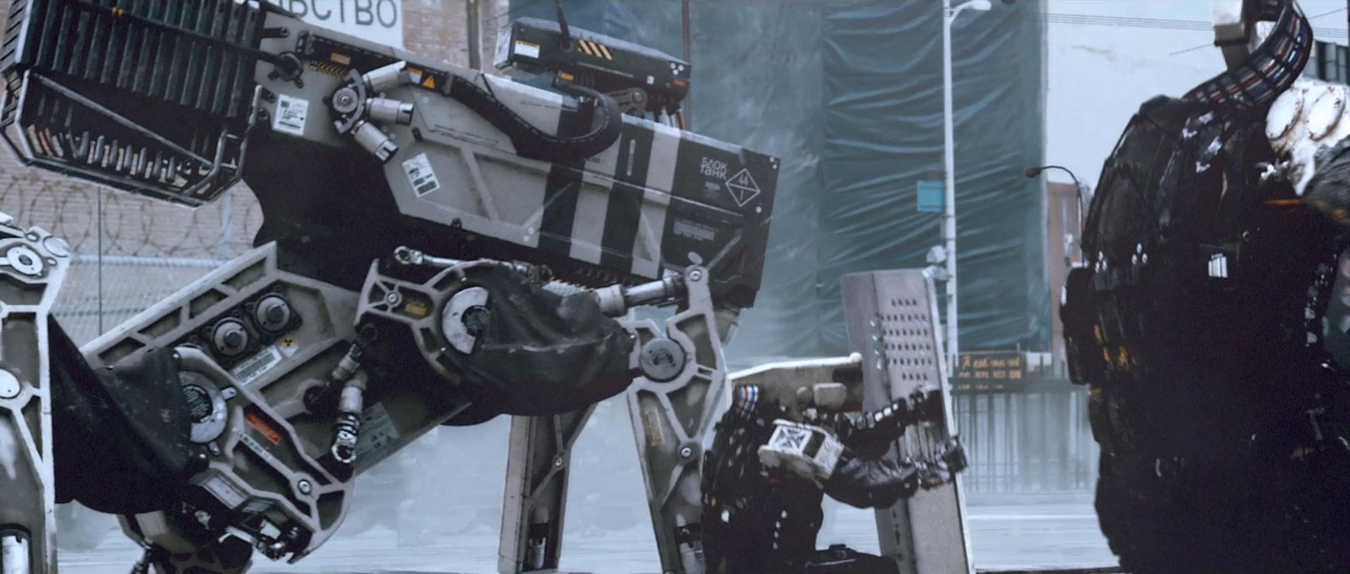 Keloid-Robot-Tank-Battle