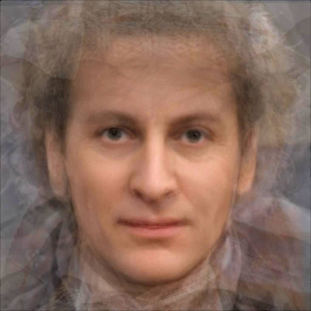 Facial Composite of all 12 Doctor Who Actors and Doc Brown