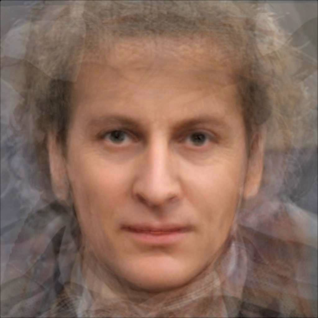 Facial Composite of All 12 Doctor Who Actors