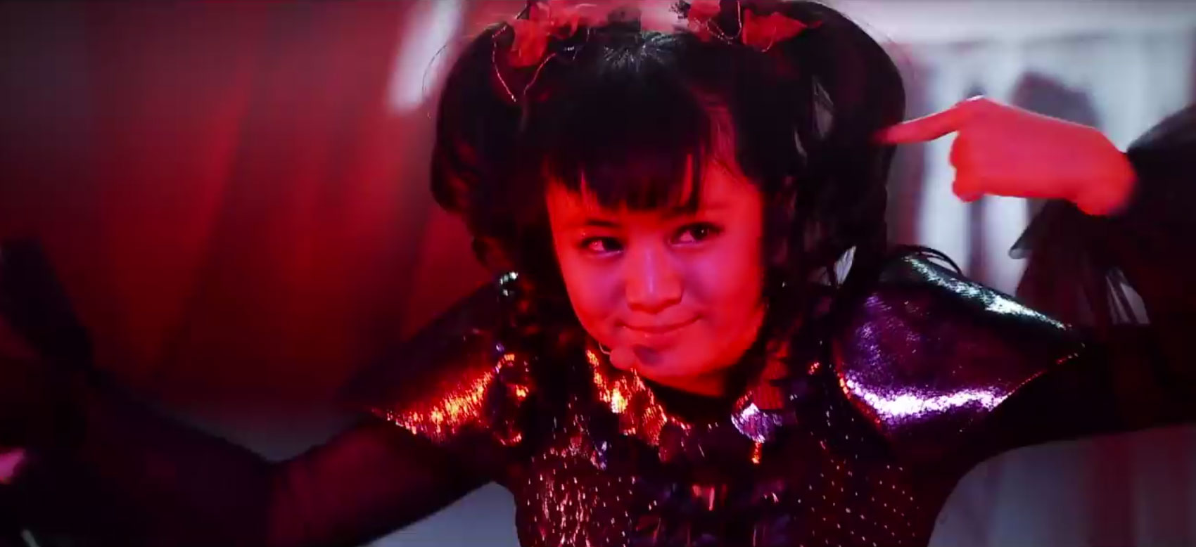 A Joining of Metal and J-Pop Births BABYMETAL