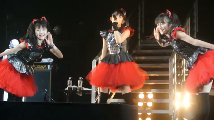 Babymetal Performs in the United States and Continues to Hammer the World