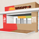Burger King Proposes Fast Food Truce with McDonalds to Promote the International Day of Peace
