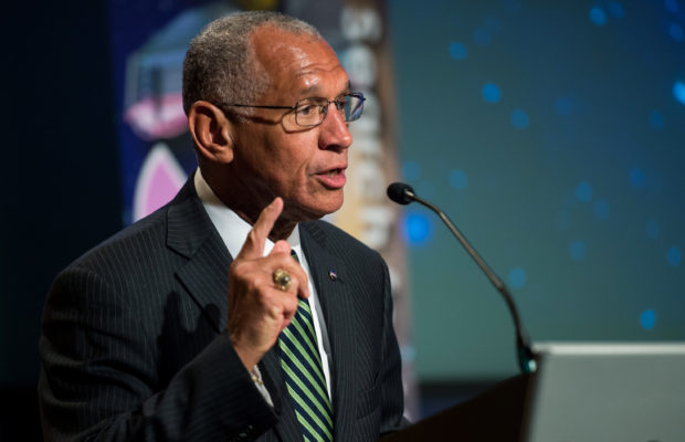 First Black NASA Administrator Charles Bolden 'Pleaded' To Get Into Naval Academy