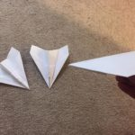 How to Make a Nakamura Hammer Paper Airplane